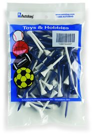 golf tees in Autobag bag
